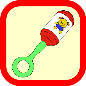 Simple Baby Rattle app free