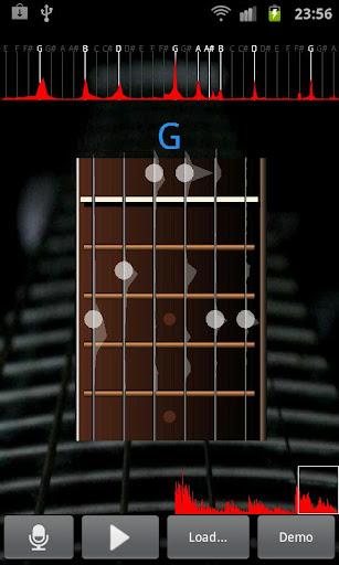 Guitar Music Analyzer