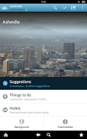 Screenshot of North Carolina by Triposo