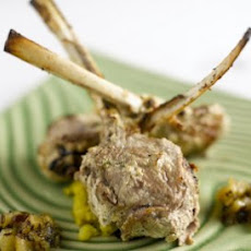 Tandoori Lamb Chops Recipe