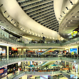 Grand City Mall by Muhammad Raihan - Buildings & Architecture Other Interior
