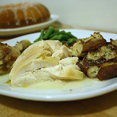 Lemon Chicken With Basil