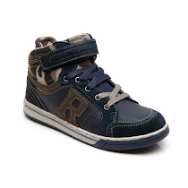 Replay Junior Army Print Trainer TRAINERS
