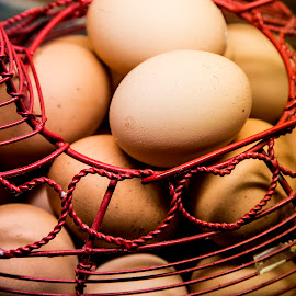 Free RAnge by John Cope - Food & Drink Ingredients ( eggs, fresh, free range )