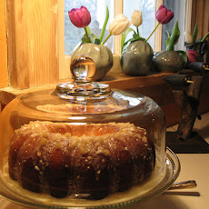 Winter Squash-Spice Bundt Cake