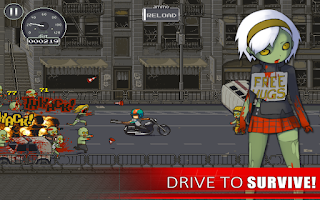Screenshot of Dead Ahead