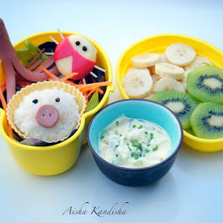 Japanese-style Children's Bento Box