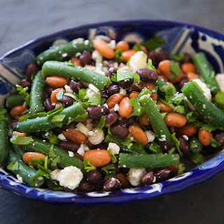 Mexican Three Bean Salad