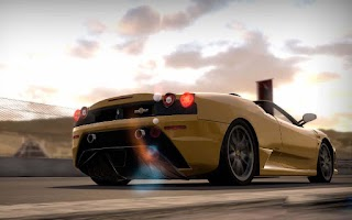Screenshot of Real Street Racing Wallpaper