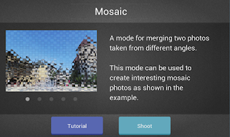 Screenshot of Mosaic
