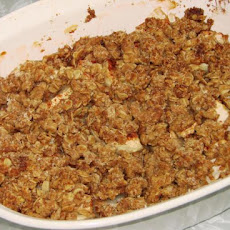 Yankee Apple Crisp
