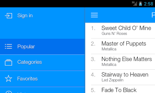 Songsterr Guitar Tabs & Chords for Android - Latest Version ...