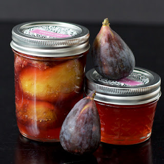 Fig Preserves in Syrup