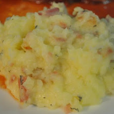 Bacon and Sage Mashed Potatoes
