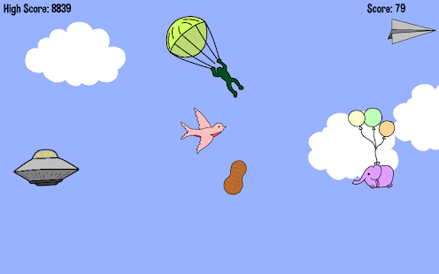 Peanut Pursuit - screenshot