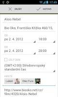 Screenshot of KinoKlub