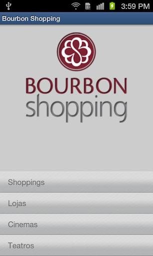Bourbon Shopping