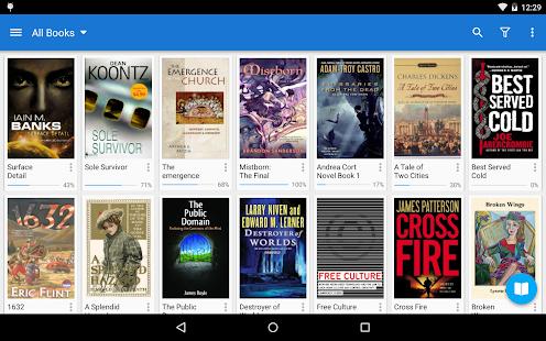 Moon+ Reader Pro (50% OFF) - screenshot thumbnail