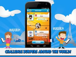 Screenshot of BURPY Burp Game
