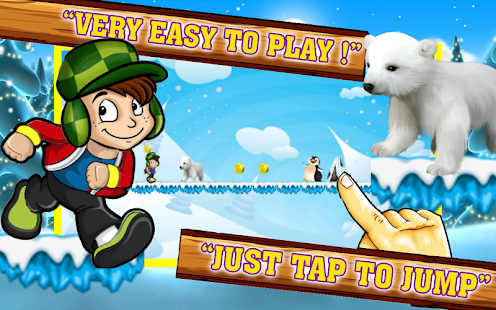 Super Chaves Ice Land - screenshot