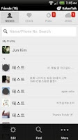Screenshot of KakaoTalk Theme - Simple Kakao