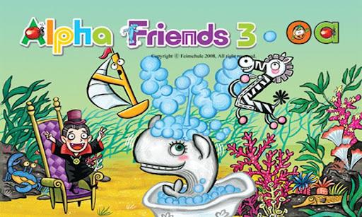 Alpha friends 3-9 oa-ow