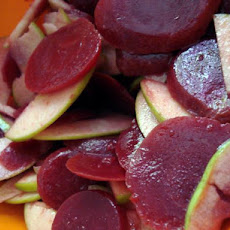 Green Apple and Beet Salad