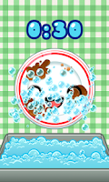 Screenshot of Wash the Dishes