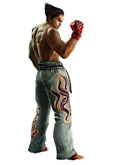 Tekken 5 Artwork