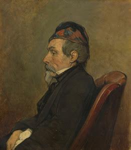 RIJKS: Jan Weissenbruch: painting 1866