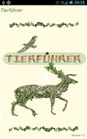 Screenshot of Tierführer