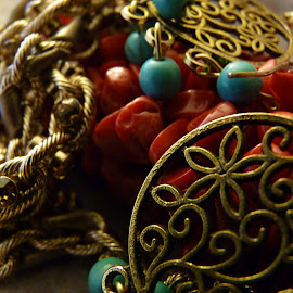 Jewelry by Lindsey Jantz - Artistic Objects Jewelry ( turquoise, persian, jewelry, jewels, earrings,  )