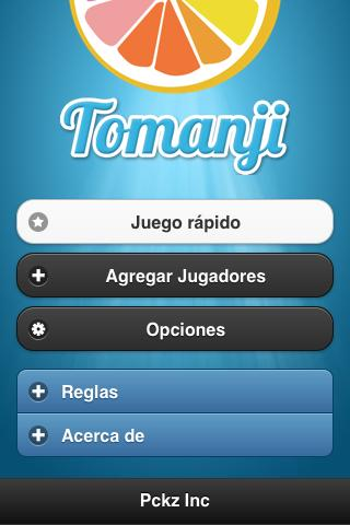 tomanji for android screenshot