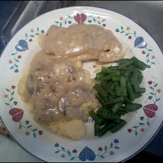Kittencal's Chicken in Mushroom Gravy
