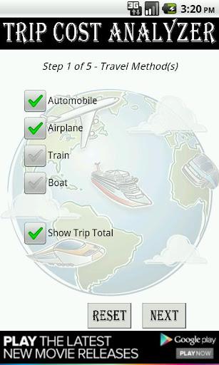 【免費旅遊App】Trip Cost Analyzer-APP點子