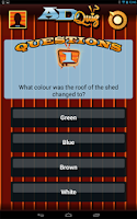 Screenshot of Ad Quiz