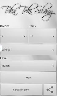Teka Teki Silang- screenshot thumbnail
