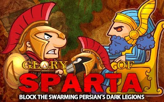 Screenshot of Glory of Sparta!