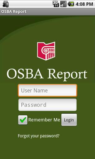 【免費商業App】OSBA Report-APP點子