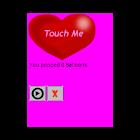 Valentine balloon popping icon