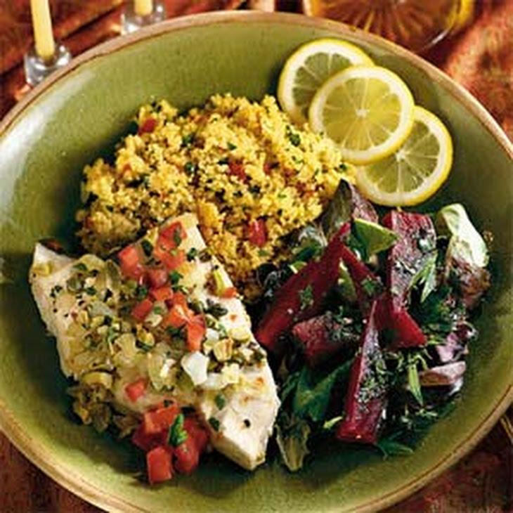 Mediterranean Swordfish Recipe | Yummly