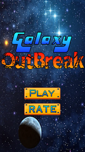 Galaxy Outbreak Invaders - screenshot
