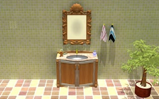 Screenshot of Quick Escape - Bathroom