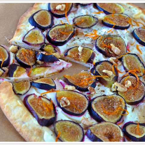 10 Best Fig Goat Cheese Flatbread Recipes   Yummly