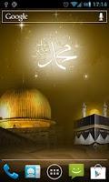 Screenshot of Isra and Miraj Live Wallpaper