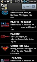 Screenshot of Radio Bold