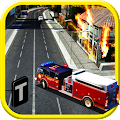 Fire Truck Emergency Rescue 3D APK for Bluestacks