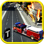 Free Fire Truck Emergency Rescue 3D APK for Windows 8