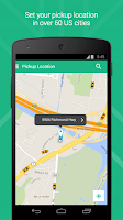 Screenshot of Curb - Taxi Magic Prev.