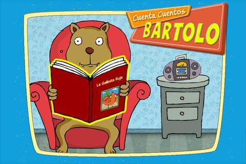 Bartolo: La Gallinita Roja